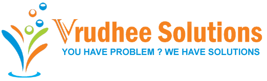 Vrudhee Solutions - IT COMPANY